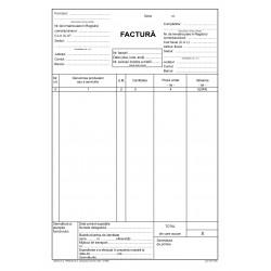 Factura A4 - 3 exemplare