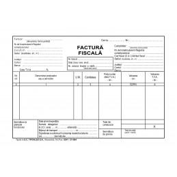Factura A5 - 3 exemplare